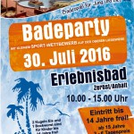 badeparty